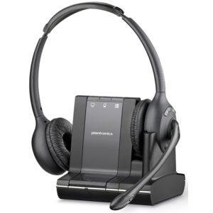 Hybridi-kuulokkeet mm matkapuhelin + tietokone (+pöytäpuhelin)
